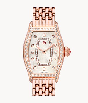 Special-Edition Coquette Pink Gold Diamond Watch