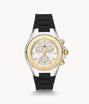 Jellybean Two-Tone 18k Gold Watch