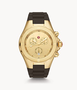 Jellybean 18K Gold Watch