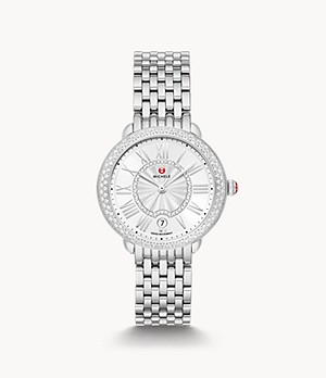 Special-Edition Serein Mid Stainless Diamond Watch