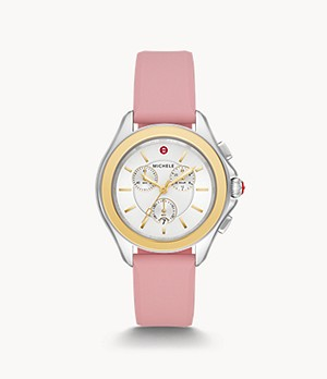 Cape Stainless Pink Watch