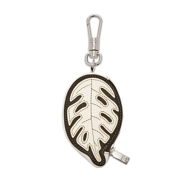 Fossil x Opening Ceremony Feather Keychain