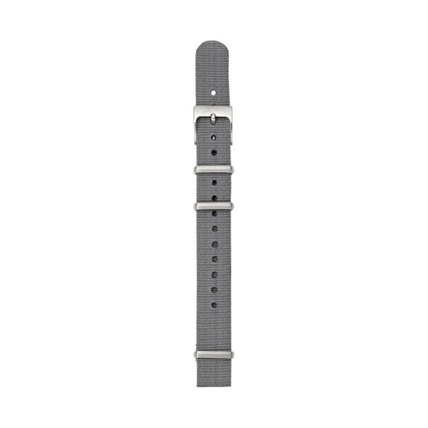 Nylon Watch Strap – Gray