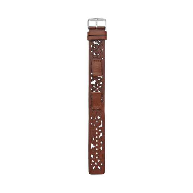 Leather Watch Strap - Brown