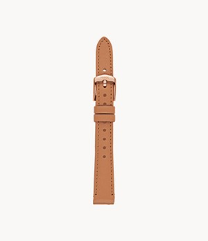 14 mm Luggage Leather Strap