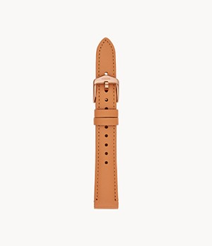 16 mm Luggage Leather Strap