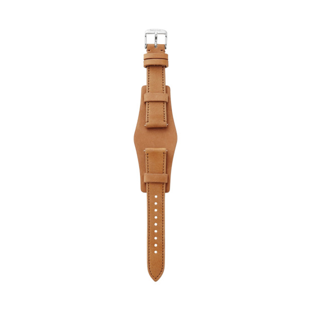 Leather 18mm Watch Strap- Tan