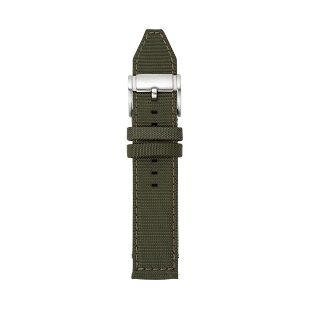 Nylon Watch Strap - Green