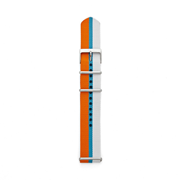 Polyester 22mm Watch Strap - Stripe
