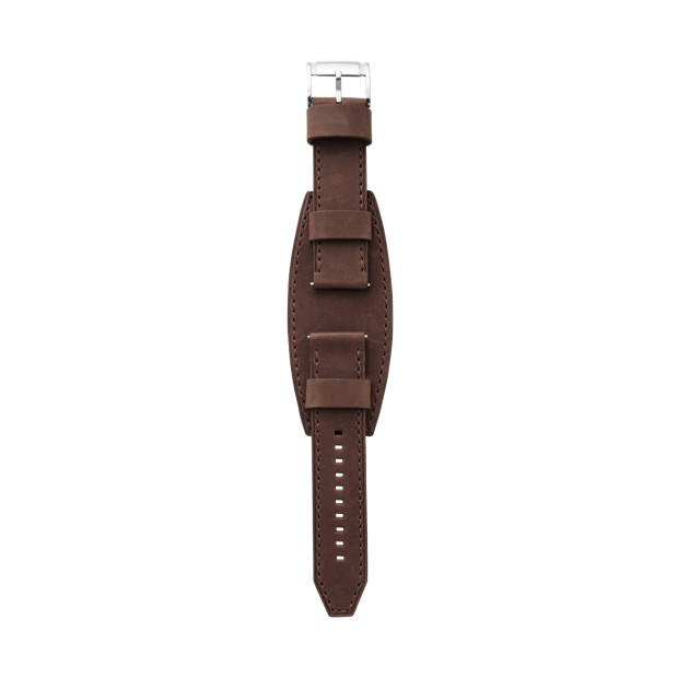 Heirloom Leather 24mm Watch Strap - Brown