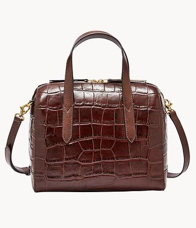 Damen Tasche Satchel Shb1986204 Sydney Fossil rsCxtdhQB
