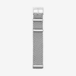 20mm Standard NATO Nylon Strap, Grey
