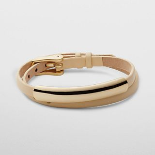Elin Leather Wrap Bracelet