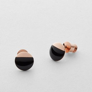 Ellen Rose-Gold-Tone Earrings
