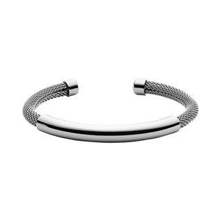 Merete Steel-Mesh Bracelet