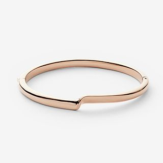 Elin Rose-Gold-Tone Bangle