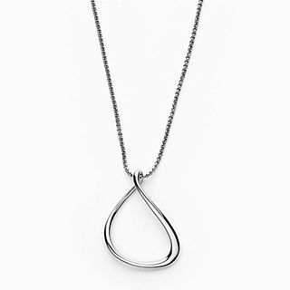 Kariana Silver-Tone Pendant Necklace