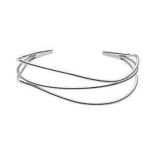 Kariana Silver-Tone Wire Bracelet