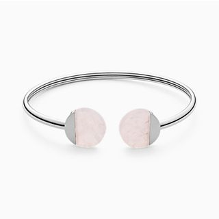 Ellen Rose Quartz Bangle