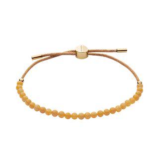 Anette Yellow Semiprecious Stone Bracelet