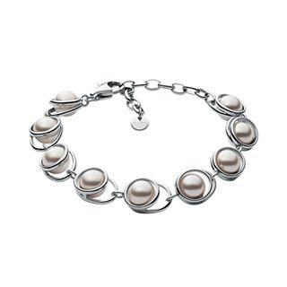 Agnethe Faux Pearl Bracelet