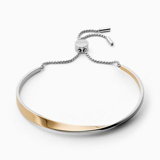 Kariana Two-Tone Stainless Steel Bracelet
