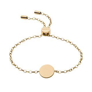 Elin Gold-Tone Stainless Steel Bracelet