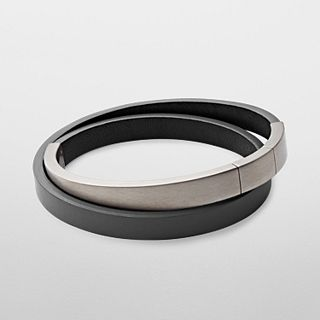 Vinther Wrapped Leather Bracelet