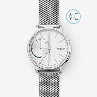 REFURBISHED Hybrid Smartwatch - Hagen Steel-Mesh