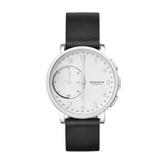 Hagen Connected Hybrid Smartwatch - Leder