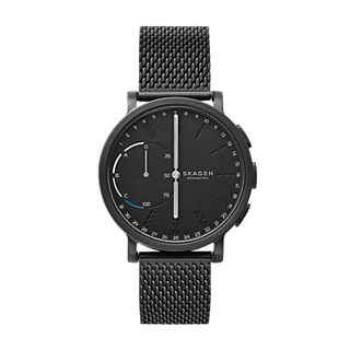 Hagen Connected Hybrid Smartwatch - Milanaise