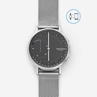 REFURBISHED Hybrid Smartwatch - Signatur Steel-Mesh