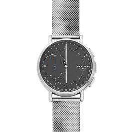 mens skagen hybrid watch