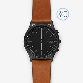 REFURBISHED Hybrid Smartwatch - Jorn Cognac Leather