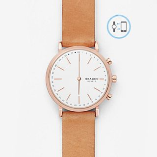 REFURBISHED Hybrid Smartwatch - Hald Tan Leather