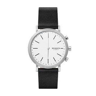 Hald Connected Hybrid Smartwatch - Leder