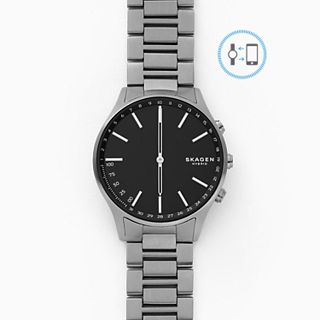 REFURBISHED Hybrid Smartwatch - Holst Titanium and Dark Gray Link
