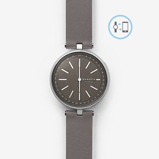 REFURBISHED Hybrid Smartwatch - Signatur T-Bar Gray Leather