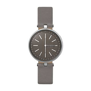Hybrid Smartwatch - Signatur T-Bar Gray Leather