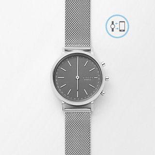 REFURBISHED Hybrid Smartwatch - Mini Hald Steel-Mesh