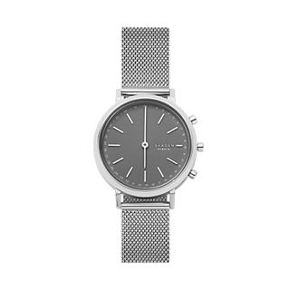Hybrid Smartwatch - Mini Hald Steel-Mesh