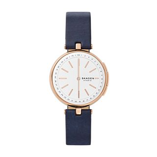 Hybrid Smartwatch - Signatur T-Bar Blue Leather