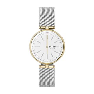 Hybrid Smartwatch - Signatur T-Bar Silk Mesh