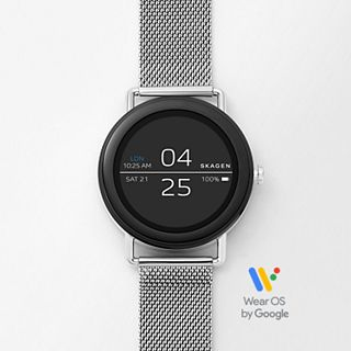 Smartwatch - Falster 1 Steel-Mesh