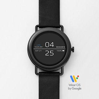 GENERALÜBERHOLT Smartwatch Falster 1 - Leder