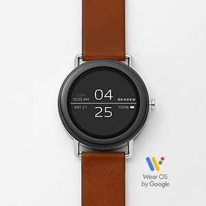 Smartwatch - Falster Brown Leather