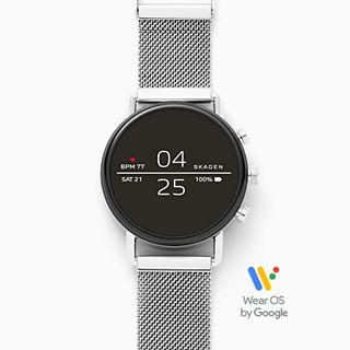 REFURBISHED Smartwatch - Falster 2 Magnetic Steel-Mesh