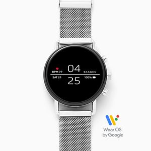 Smartwatch - Falster 2 Magnetic Steel-Mesh