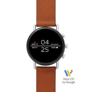Smartwatch Falster 2 - Leder