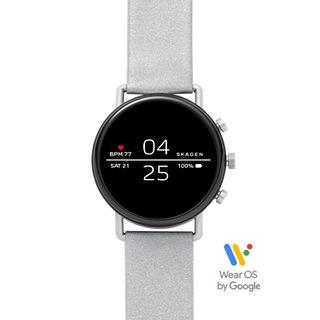 Smartwatch - Falster 2 Reflective Silver Strap